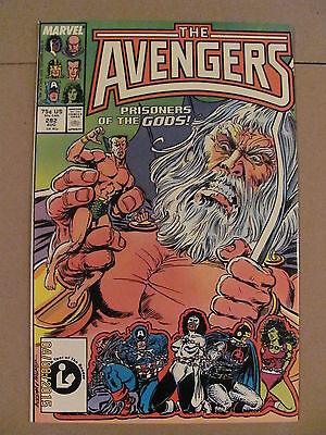 Avengers #282 Marvel Comics 1963 Series 9.2 Near Mint-