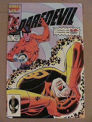 Daredevil #237 Marvel Comics NETFLIX 9.2 Near Mint-