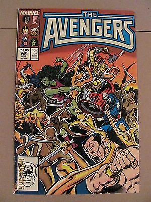 Avengers #283 Marvel Comics 1963 Series 9.2 Near Mint-