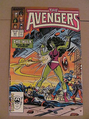Avengers #281 Marvel Comics 1963 Series 9.2 Near Mint-