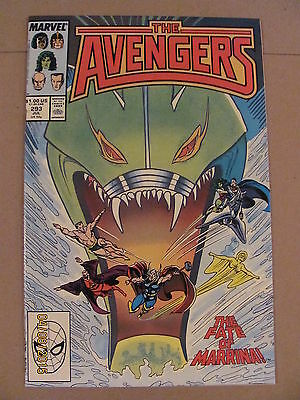 Avengers #293 Marvel Comics 1963 Series 9.2 Near Mint-