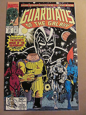 Guardians of the Galaxy #26 Marvel 1990's Series