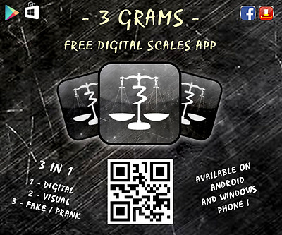 10 Free Calibration Credits Code For 3 Grams Digital Scales Mobile App