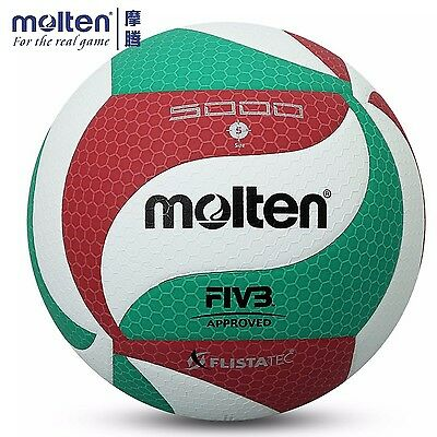 Molten Volleyball Ball Valley Game official size V5M Volleyball Ball Outdoor