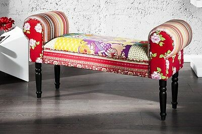 Seating Bench > Long Beach < 100 cm Padded Bench Hall Bank Bench Seat Stool