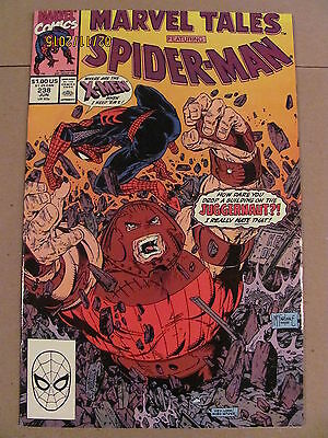 Marvel Tales #238 reprints Marvel Team-up #150 Spider-Man McFarlane Cover 9.2 NM