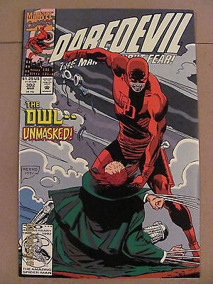 Daredevil #302 Marvel Comics NETFLIX 9.2 Near Mint-