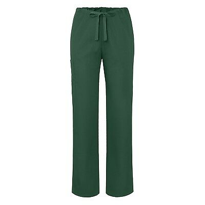 Sivvan Unisex Tapered Leg Drawstring Scrub Pants