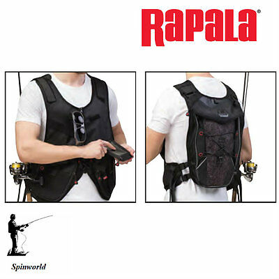 RAPALA URBAN - fishing  Vest pack  one of The best quality  on the market