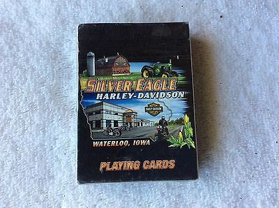 Playing Cards; Harley-Davidson deck, unopened/ Fully Wrapped