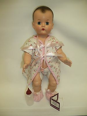 """13"""" Ashton Drake Reproduction Betsy Wetsy Doll w/Bottle Pacifier & Hang Tag Mint"""