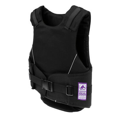 Kids Horse Riding Safety Eventing Equestrian Protective Vest Body Protector