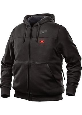 Milwaukee 301B-21L M12™ Black Heated Hoodie Kit, Large