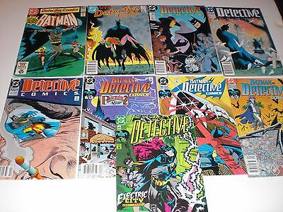 Batman DC Comic Book Lot - Over 20 Issues!!! All Pictured - Take A Look!!!