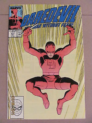 Daredevil #271 Marvel Comics NETFLIX
