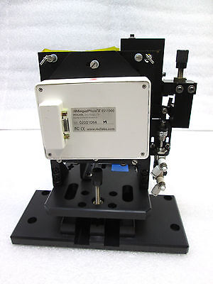 RedLake Megaplus II ES11000 Camera & Linear Stage Mounting Assembly