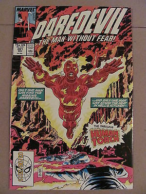 Daredevil #261 Marvel Comics NETFLIX 9.2 Near Mint-