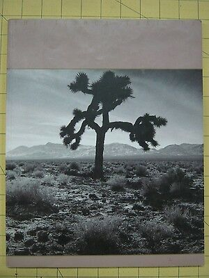 U2 THE JOSHUA TREE tour programme photos biography discography personnel