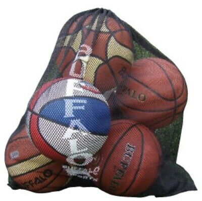 Buffalo Sports Large Mesh Bags - Can Hold 10 Balls (Bags005)