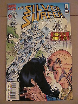 Silver Surfer #101 #102 #103 #104 #105 Marvel Comics 1987 Series