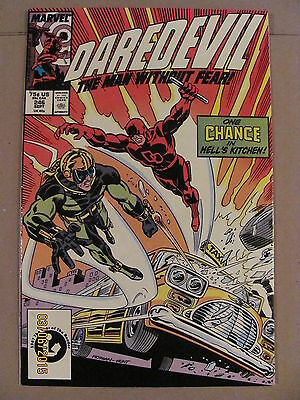 Daredevil #246 Marvel Comics NETFLIX 9.2 Near Mint-