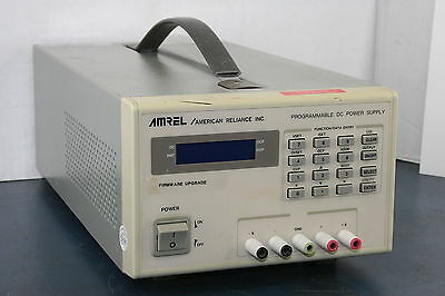 American Reliance Inc Programmable DC Power Supply