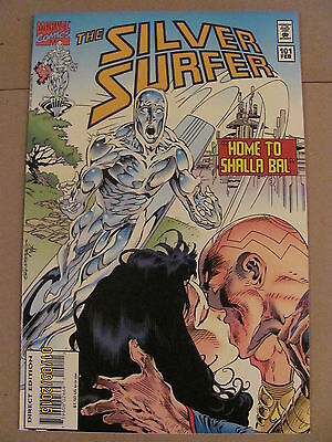 Silver Surfer #101 Marvel Comics 1987 Series 9.2 Near Mint