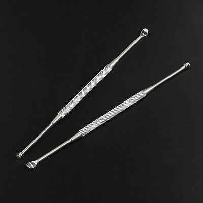 Earpick Ear Wax Remover Cleaner Removal Safe Swab Curette Painless Spiral Soft