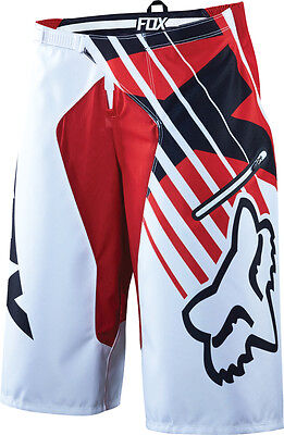 Fox Demo Downhill Savant Mtb Short- Red
