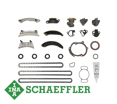 Premium Timing Chain Kit Without Gears Holden Crewman Vz Alloytec Le0 3.6L V6
