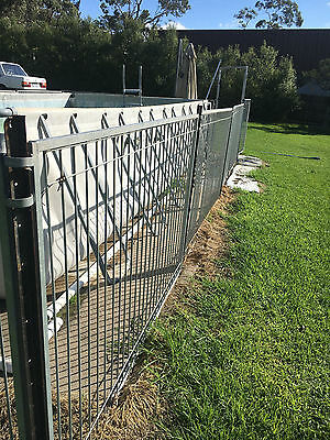Temprary Pool Fencing
