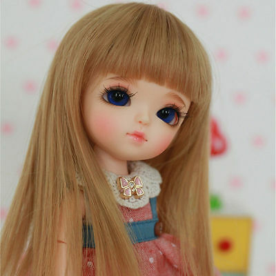 1/8 BJD SD Doll Yellow Lumi include FREE FACE MAKE UP+EYES
