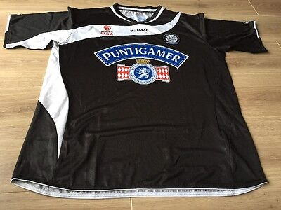 Sk Sturm Graz Football Shirt Home Kit 2010-2011  Uk 2Xl Nwots