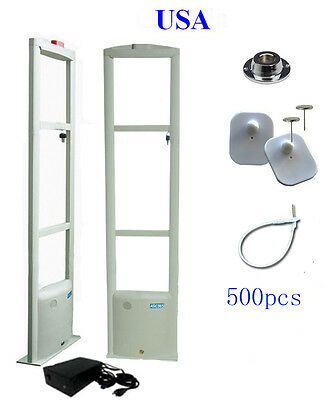 EAS Store Security System Checkpoint Door Burglar Alarm Tags #170397