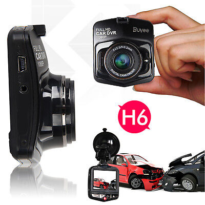 170 Wide Angle Car Dash Camera 1080P HD LCD Video DVR Cam Recorder G-sensor CA