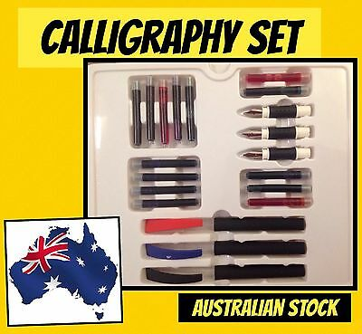 Classic Calligraphy Set. SYDNEY STOCK.FAST DELIVERY.NO RETAIL PACKAGING SENT
