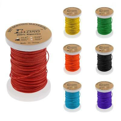 "32 Yard 0.021"" Thickness Bow String Serving Thread for Archery Bowstring Protect"