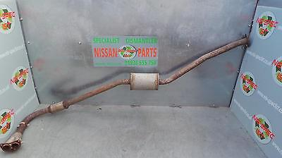 NISSAN D21 PICKUP Exhaust System Mk 1 91 92 93 94 95 96