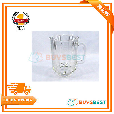 Genuine Kenwood kMix Glass Liquidiser Jug Goblet For BLX50 BLX52 BLX63 KW710720
