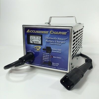 Yamaha Golf Cart Battery Charger 48V 17A Yamaha Drive or G29 - 2007 and Up
