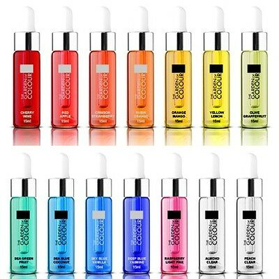 Silcare Cuticle Nail Oil The Garden of Colour Regenerating Conditioner 15ml