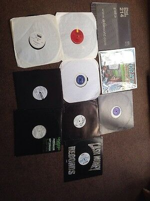 "Rap Hip Hop Records & Others R&b Urban Vinyl Job Lot 12"" Collection And Snoop"