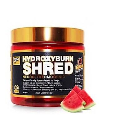 Body Science Bsc Hydroxyburn Shred 60 Srv // Fat Burner Hydroxy Burn Thermogenic