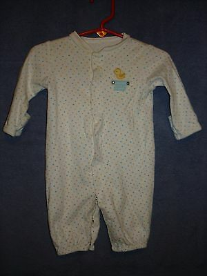 Carters Infant Sleeper Size 3 Months