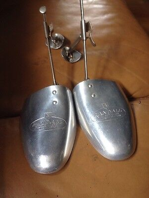 Shoe Stretchers / Lasts Randall's London and Provinces High Grade Shoes Vintage
