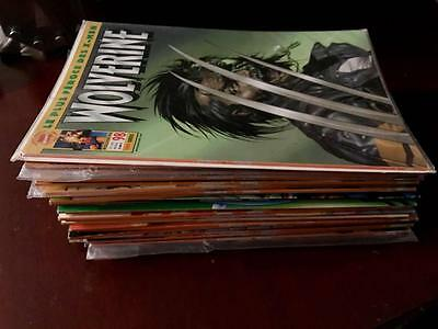 Lot Wolverine 62-98 - Panini comics