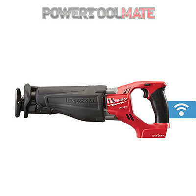 Milwaukee M18ONESX-0 18V One Key Sawzall Reciprocating Saw (Body Only)