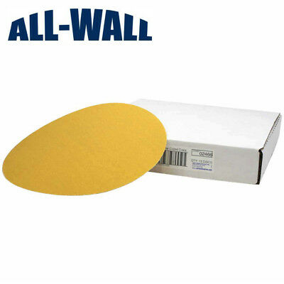 "Norton 9"" Drywall Sanding Discs for Porter Cable 7800 - 100 Grit, 15 Disks"