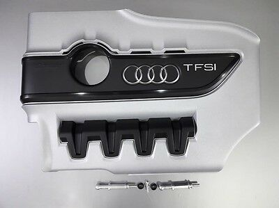 Audi TTS TFSI  Engine Cover  with Bolts Kits