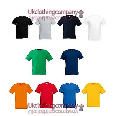 Fruit Of The Loom Original T-Shirt - Mens tops -  various colours - s to xxl